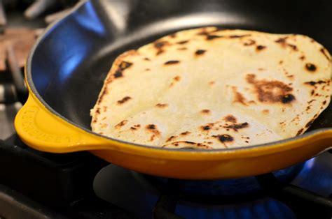 Handmade Tortilla - tortillas tasty kitchen