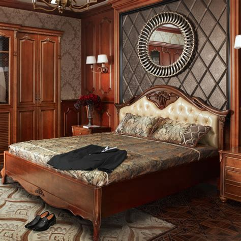 home furniture design with price 2014 new design latest price plywood wooden double bed