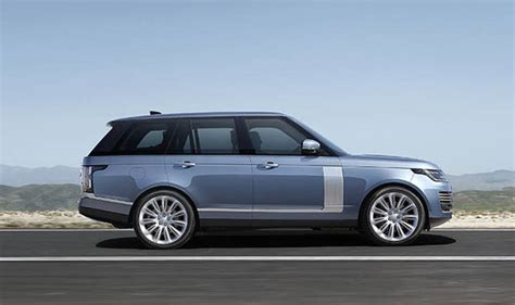 2018 new range rover range rover 2018 new range announced including hybrid