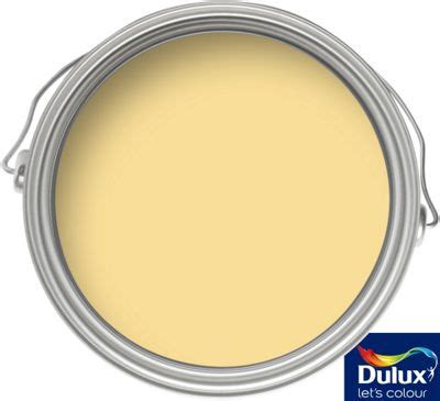 Dulux Bathroom Paint Yellow Dulux Yellow Paint Homebase Co Uk