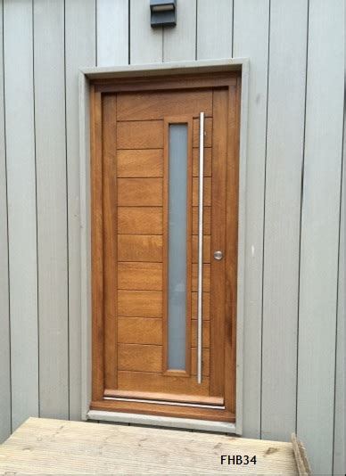 door vision panel styles contemporary door fhb34 bespoke doors and windows