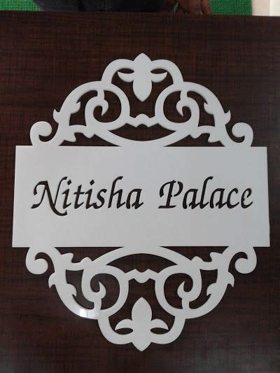 best 25 name plates for home ideas on