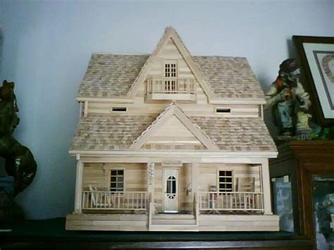 68 Best Images About Popsicle Sticks On Pinterest Popsicle House Plans