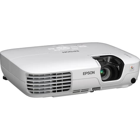 Proyektor Epson S7 Epson Powerlite S7 Multimedia Projector V11h328020 B H Photo