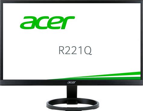 Led Monitor Acer 16 acer r221hqbmid led monitor 55 cm 21 5 zoll 1920 x
