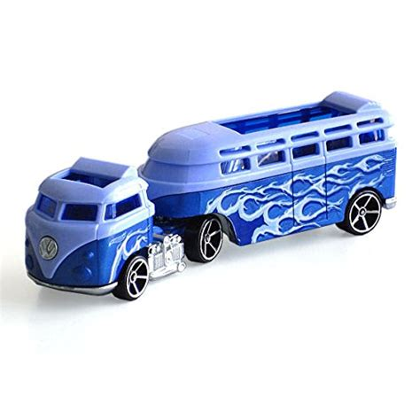 Hotwheels Custom Vw Hauler Wheels Track Custom Volkswagen Hauler