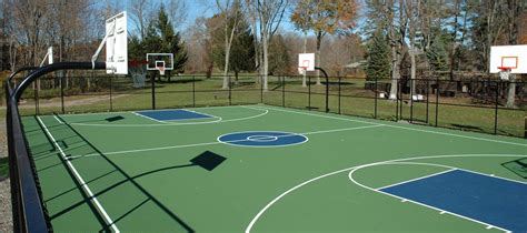 outdoor basketball court outdoor basketball court construction basketball court