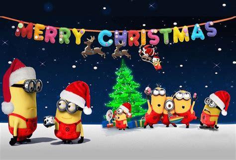 bonita imagen de feliz navidad de minion mi wish list para navidad rakbcn