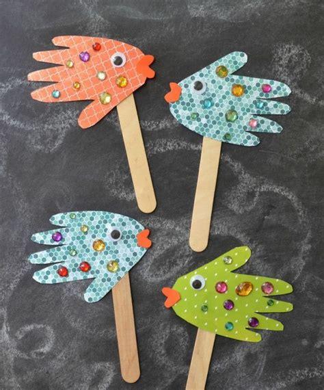 Basteln Mit Schulkindern by Die Besten 20 Papierfisch Ideen Auf Fisch