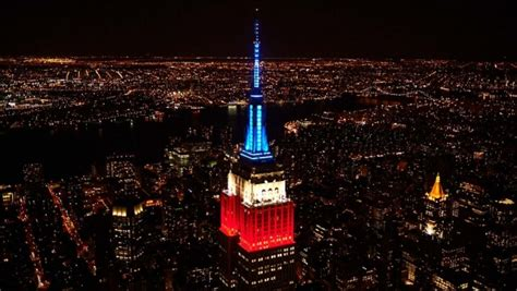 empire state building lights tonight the empire state building visit new york s observation deck