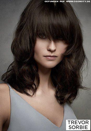 frisuren bilder elegant femininer french cut frisuren