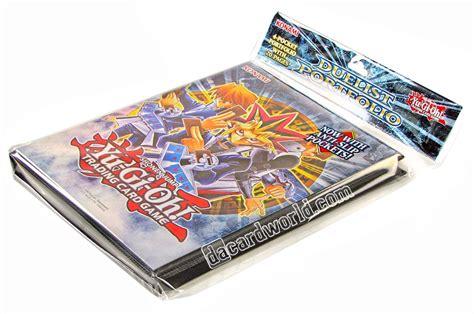 Konami Duelist Card Protector Yu Gi Oh Purple konami yu gi oh 4 pocket duelist portfolio display box 12 count da card world