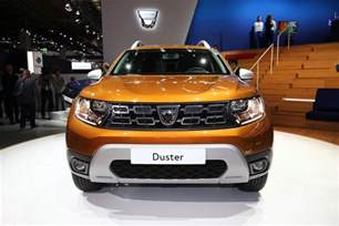 new dacia cars new 2018 dacia duster revealed pictures specs details