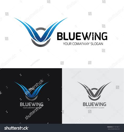 Auto Logo Eagle by Blue Wing Logo Wing Logo Eagle Logo Freedom Blue Logo Auto