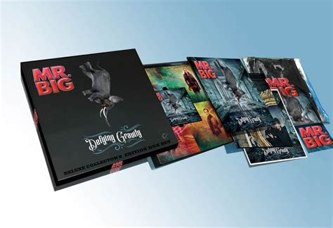 Dvd M 228 Rchen Box Mr Big Defying Gravity New Album Out Today Withguitars