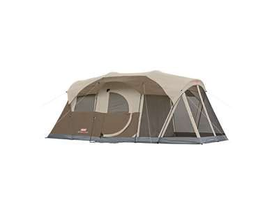 coleman tent with screen room coleman weathermaster 6 person tent w screen room 2000001597 vminnovations