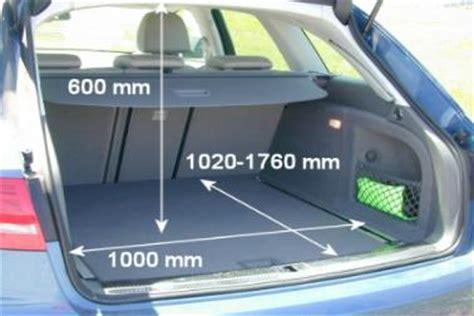 Kofferraumvolumen Audi A4 Avant by Adac Auto Test Audi A4 Avant 1 8 Tfsi Ambition