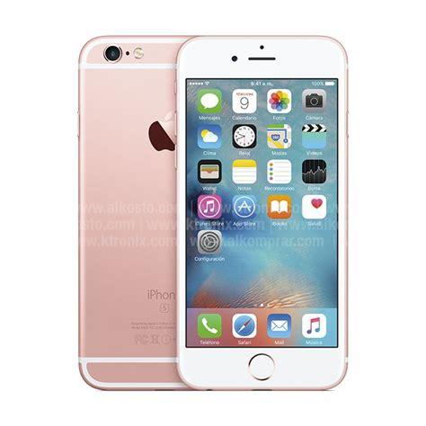 iphone   gb rosado ktronix tienda