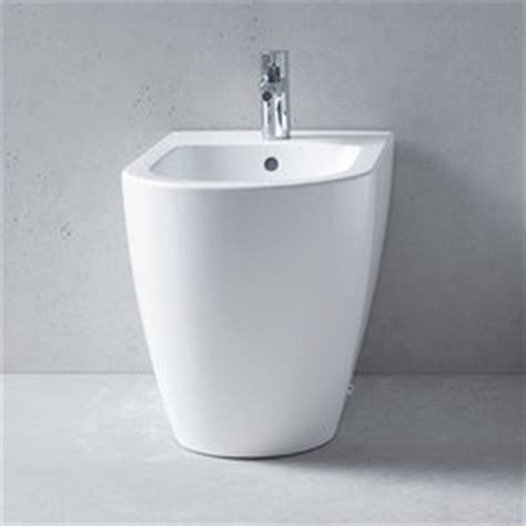 montage bidet me by starck washbasin wash basins from duravit
