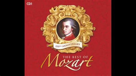 the best mozart best mozart cd1