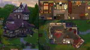 Mansion Floor Plans Sims 3 the sims 4 gallery spotlight simsvip
