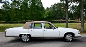 1991 Fleetwood Cadillac 1991 Cadillac Fleetwood Image 8