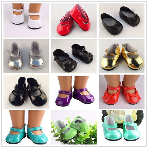 how to make shoes for american dolls american doll shoes fits 18 inch doll patent leather