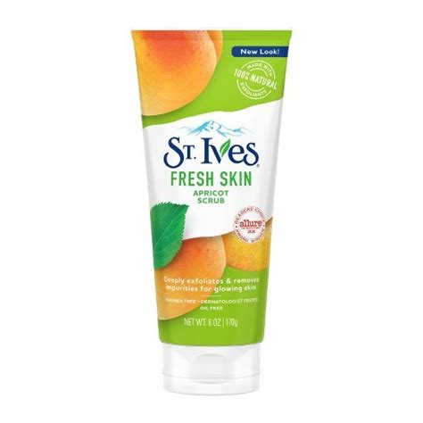 St Ives Scrub 170g the 16 best scrubs for younger looking skin
