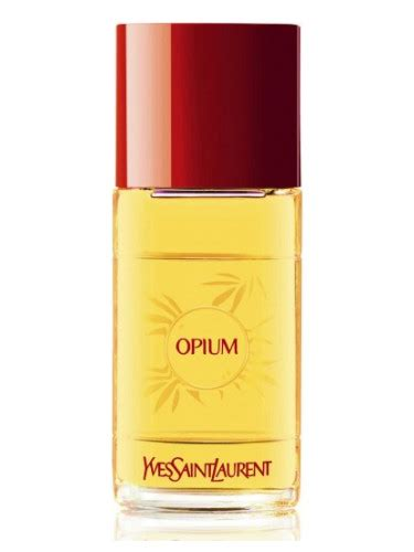 Parfum Yves Opium Original 100 opium 1977 yves laurent perfume a fragrance for