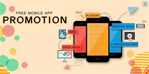 mobile free free mobile app promotion mobile app promotion