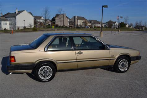 1990 volvo 780 bertone turbo for sale volvo 780 bertone