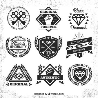 hipster design elements vector badge vectors photos and psd files free download