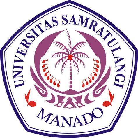 tutorial logo universitas logo universitas sam ratulangi unstrat kumpulan logo
