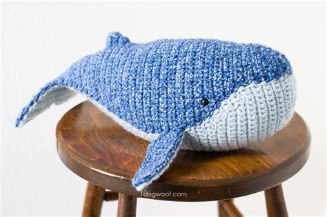 pattern crochet whale baby humpback whale crochet pattern one dog woof