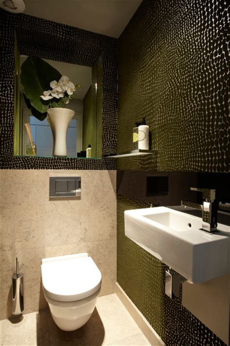 cloakroom bathroom ideas clapham family home contemporary cloakroom by chantel elshout design consultancy