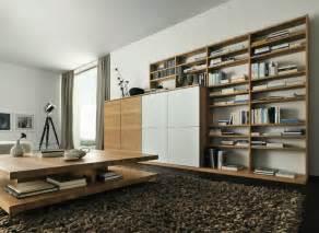 oak livingroom furniture wooden furniture in a contemporary setting