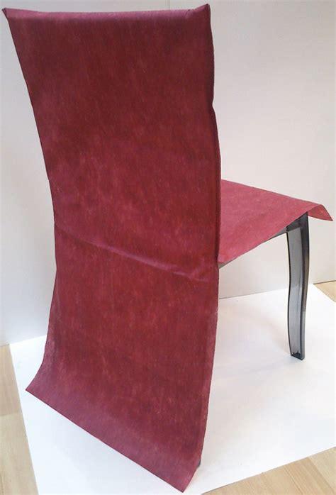 housse de chaise papier housse de chaise papier mariage
