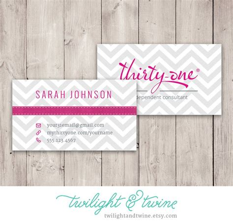 thirty one business card template 67 best thirty one scentsy business cards images on