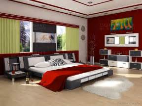 Bedroom Designs 25 Red Bedroom Design Ideas Messagenote