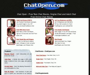 Chat Room For Singles by Chat Singles