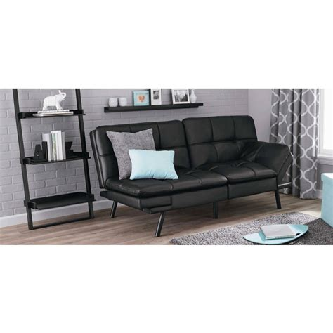 mainstays wood arm futon mainstays mission wood arm futon roselawnlutheran