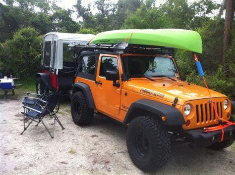 jeep kayak trailer gobi stealth roof rack with kayak photo credit goes to