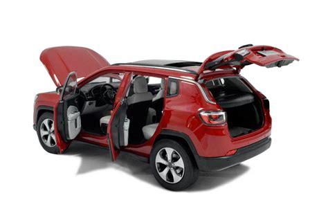 jeep model 2017 jeep compass 2017 1 18 scale diecast model car paudi model