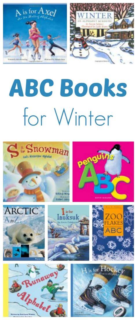 winter activity book for books winter abc books