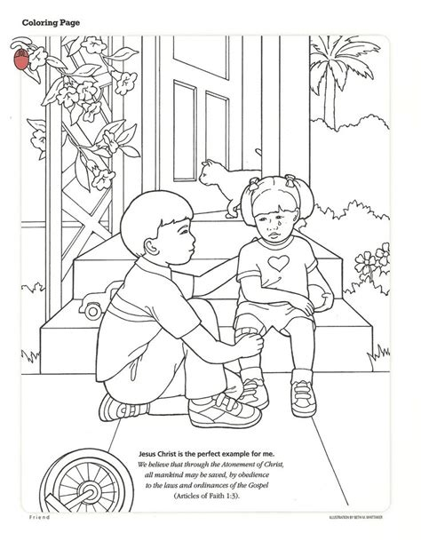 coloring pages lds sacrament 1000 images about lesson helps on pinterest the