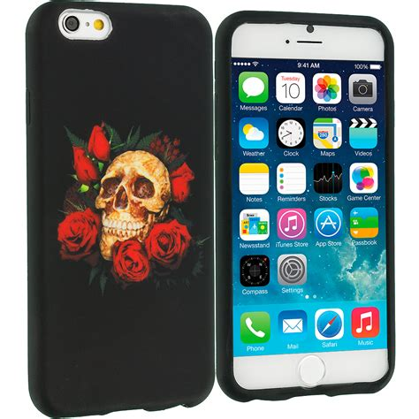 layout case iphone for apple iphone 6 4 7 tpu design silicone soft rubber