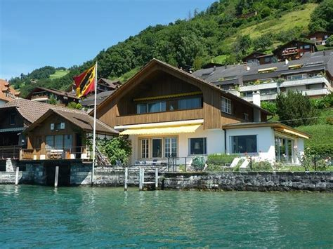Haus Kaufen Schweiz See by Seehaus Gunten 4 Bett Wohnung