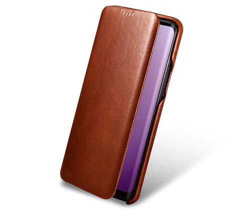 Real Hdc Ultra Space Edge Screen Samsung Galaxy S8 5 5 Inch Untuk Info icarer samsung galaxy s9 plus curved edge vintage side open genuine leather