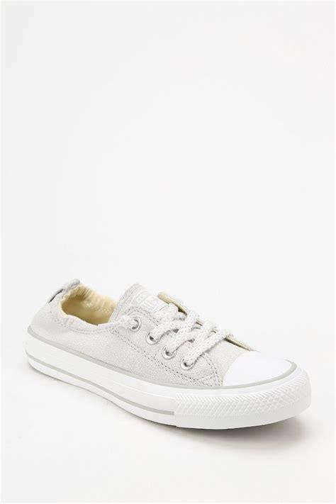 converse shoreline sneaker converse shoreline linen womens lowtop sneaker in gray