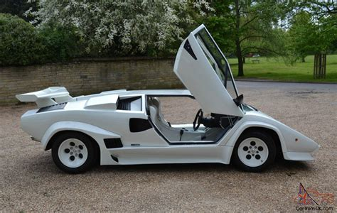 Lamborghini Countach Replica For Sale Uk Lamborghini Countach V12 Replica